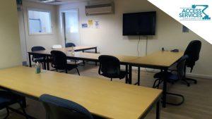 Access Services Scotland - Training Centre